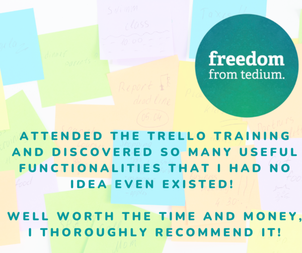 Trello To Do List Training Review