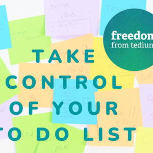 Take Control of Your To Do List image